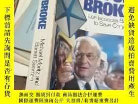 二手書博民逛書店GOING罕見FOR BROKE:MICHAEL MORITZ