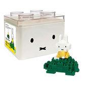 《 Nano Block 迷你積木 》NBCC-063 米菲兔與烏龜╭★ JOYBUS玩具百貨