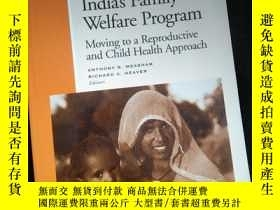二手書博民逛書店SUPPLEMENT罕見TO India's Family Welfare ProgramY16149