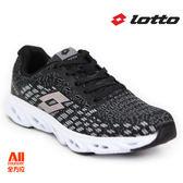 【LOTTO】女款 休閒/慢跑/運動 氣墊跑鞋-玫金黑(L6610)全方位跑步概念館