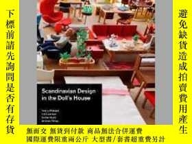二手書博民逛書店Scandinavian罕見Design in the Doll s HouseY405706 Ulf Bec