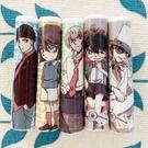【震撼日式精品】名偵探柯南Detective Conan~筆蓋5入-黑*49943