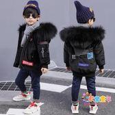 男童棉衣2018新款韓版兒童裝冬裝外套羽絨棉加厚棉服冬季棉襖潮衣