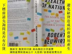 二手書博民逛書店Stealth罕見of Nations The Global R