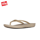 新品首降8折【FitFlop】IQUSHION 系列金色