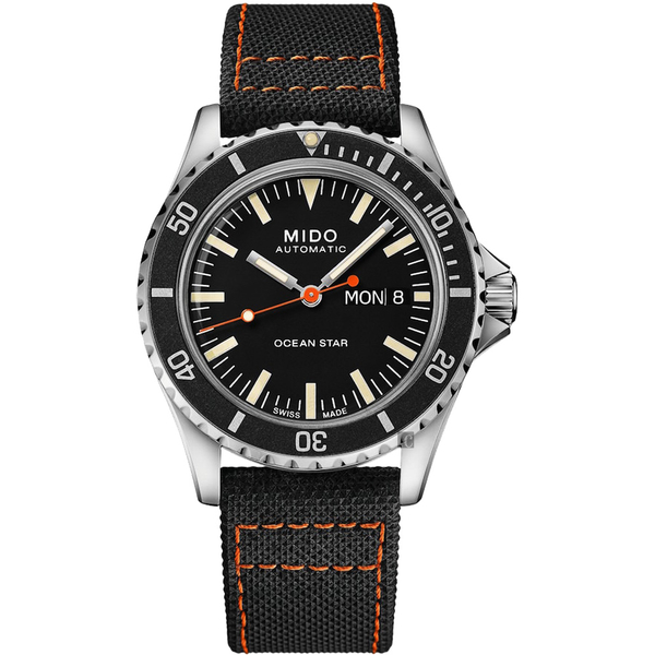MIDO 美度 Ocean Star Tribute 海洋之星 特別版機械錶-40.5mm M0268301105100