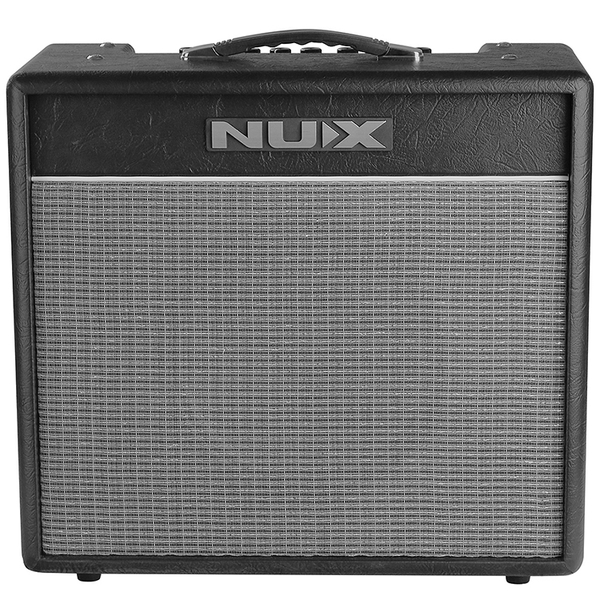 NUX Mighty 40BT藍芽吉他音箱-40瓦音箱/支援藍芽撥放/原廠公司貨