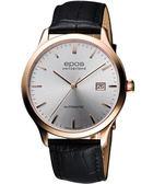 epos 原創系列超薄自動機械腕錶 3420.152.24.18.15FB