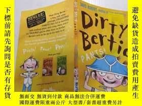 二手書博民逛書店Dirty罕見Bertie PANTS: 臟伯蒂褲子Y200392