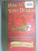 【書寶二手書T8/原文小說_IIT】How to Train Your Dragon_Cowell, Cressida