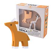 【Halftoys 哈福玩具】動物系列 - IMPALA 高角羚 SF00408