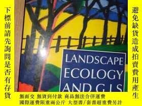 二手書博民逛書店Landscape罕見Ecology And GisY26656