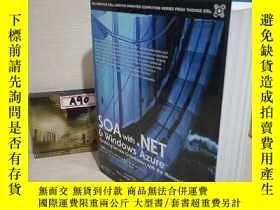 二手書博民逛書店SOA罕見with.NET(windows azure)Y291318