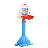 臭臭先生兒童籃球架室內可升降寶寶小孩投籃架籃球框幼兒園男玩具-享家