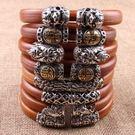 送父母純天然西藏云南野生雞血藤金剛藤的手鐲男款女款手環飾禮品 桃園百貨