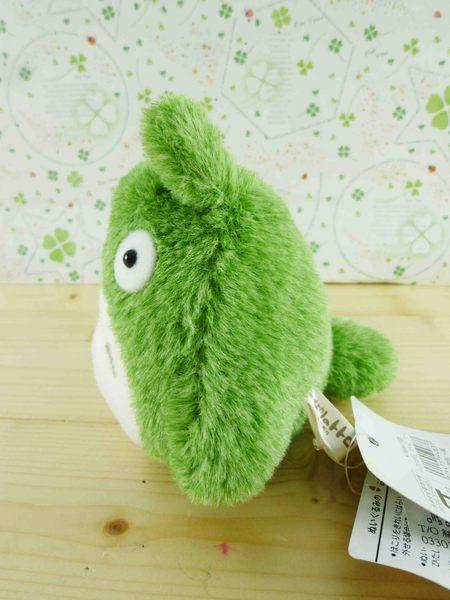 【震撼精品百貨】となりのトトロTotoro_沙包絨毛-龍貓造型-綠