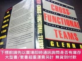 二手書博民逛書店Cross-罕見Functional Teams: Working With Allies Enemies And