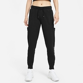 Nike AS W NSW Air Pant Flc MR 女 黑 運動 休閒 長褲 CZ8627-010