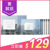 韓國 LUZ DE VELLA 超潔淨黑頭粉刺清潔鼻貼(5入)附棉花棒【小三美日】$199