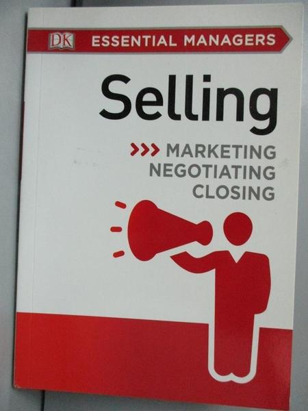 【書寶二手書T4/財經企管_JQN】Selling_Baron, Eric/ Tucker, Louise (EDT)