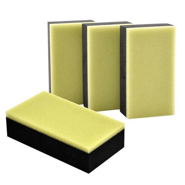 AutoCare 鍍膜劑專用海綿(4塊/組)