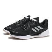 ADIDAS 慢跑鞋 CLIMACOOL VENT SUMMER 黑白 輕量 透氣 運動 男女 (布魯克林) EH2775
