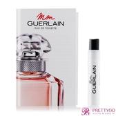 Guerlain嬌蘭香水 Mon Guerlain我的印記淡香水(0.7ml) EDT-隨身針管試香 【美麗購】