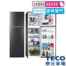 東元330L變頻雙門冰箱 R3501XB...