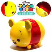 時時樂限定$520 迪士尼 夜燈 Tsum Tsum 手機架 USB 檯燈 LED 手機座