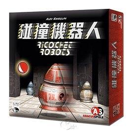 『高雄龐奇桌遊』 碰撞機器人 Ricochet Robots 繁體中文版 正版桌上遊戲專賣店