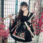 cosply服裝極樂凈土舞蹈服女洛麗塔和服女仆裝【極簡生活館】