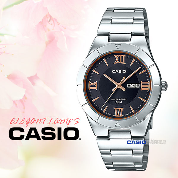 CASIO 卡西歐 手錶專賣店 LTP-1410D-1A 女錶  石英錶  不鏽鋼錶帶防水