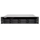 【綠蔭-免運】QNAP TS-873U-4G 機架式(不含滑軌,3年保)網路儲存伺服器