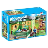 playmobil 城市 貓咪遊樂場_PM09276