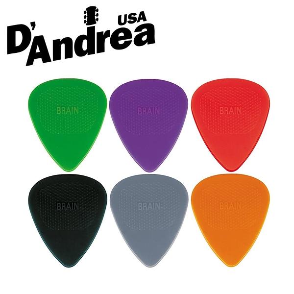 小叮噹的店- PICK 彈片組 美國 D Andrea Snarling Dogs 錫盒裝 12片入