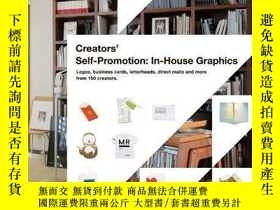 二手書博民逛書店Creators 罕見Self-promotion: In-house GraphicsY364682 Pie