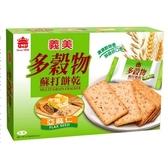義美多穀物蘇打餅乾(亞麻仁)270g【愛買】