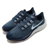 Nike 慢跑鞋 Air Zoom Pegasus 37 藍 灰 男鞋 飛馬 運動鞋 【ACS】 BQ9646-402