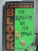 【書寶二手書T2/原文小說_LRJ】The Burglar on the Prowl_Lawrence Block