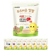 韓國 bebe eats 銳寶 年糕爆米花(9款可選)幼兒餅乾 牙餅