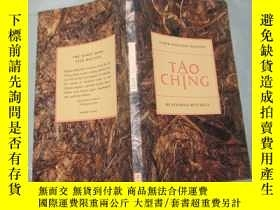 二手書博民逛書店Tao罕見Te Ching: A New English Version 【英文原版 老子 《 道德經 》大32開