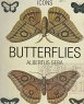 二手書R2YBb《Icons Butterflies》2004-Albertus