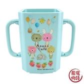 【日本製】【anano cafe】日本製 伸縮式 寶寶學習杯架 藍色(一組:3個) SD-2880 - 日本製