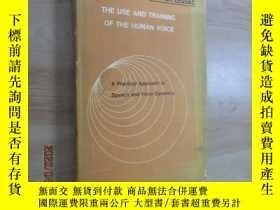 二手書博民逛書店外文書罕見the use and training of the human voice 共297頁 精裝本Y
