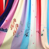 布料發帶布料面料 亂麻雪紡底料 古風古裝發帶頭飾漢服發帶 連衣裙-樂享生活館