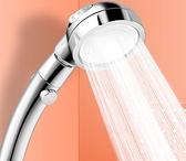 蓮蓬頭 渦輪增壓花灑噴頭超強力加壓高壓淋雨浴室淋浴頭洗澡套裝家用【快速出貨八折優惠】