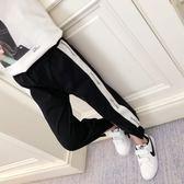 女童打底褲春款2018新韓國休閒褲中大童男童運動褲寬鬆休閒褲子潮 萬聖節