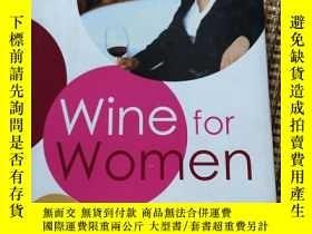 二手書博民逛書店WINE罕見FOR WOMENY10980 WINE FOR WOMEN WINE FOR WOMEN 出版