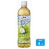 泰山冰鎮芭樂綠茶535ml*4入【愛買】