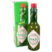 美國【TABASCO 】青辣椒汁 60ml